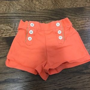 Janie and Jack shorts 6-12 months